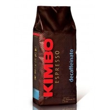 Кофе  Kimbo  Decaffeinato - зерно 500г (м/уп)