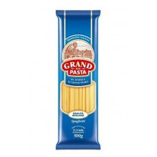 Макароны  GRAND DI PASTA (Макфа)  Спагетти - 500г (м/уп)