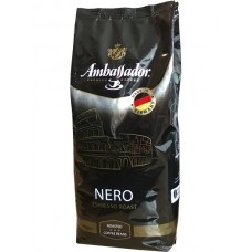 Кофе  Амбассадор  Nero Espresso - зерно 1кг (м/уп)