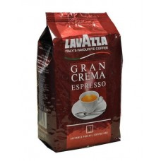 Кофе  Лавацца  Гранд Крема  - зерно 1кг (м/уп)