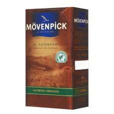 Кофе  Movenpick  El Autentico - молотый 500г (вак/уп)