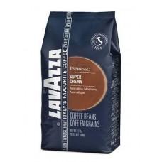 Кофе  Лавацца  Супер Крема - зерно 1кг (м/уп)