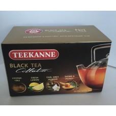 Чай  TEEKANNE  Ассорти черных чаев [Black tea collection]  -  20 пакетов (карт/уп)