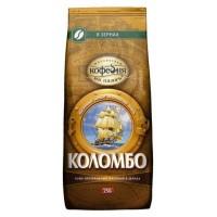 Кофе  МКП  Коломбо - зерно 250г (м/уп)