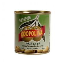 Оливки  Coopoliva  Без Косточки - 200г (ж/б)