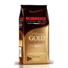 Кофе  Kimbo  Aroma Gold - зерно 250г (м/уп)