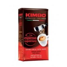 Кофе  Kimbo  Espresso Napoletano - молотый 250г (вак/уп)