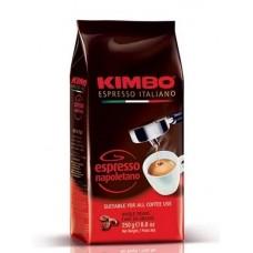 Кофе  Kimbo  Espresso Napoletano - зерно 250г (м/уп)