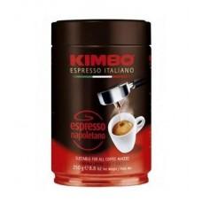 Кофе  Kimbo  Espresso Napoletano - молотый 250г (ж/б)