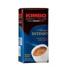 Кофе  Kimbo  Aroma Intenso - молотый 250г (вак/уп)