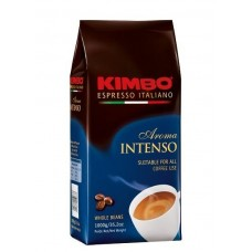 Кофе  Kimbo  Aroma Intenso - зерно 1000г (м/уп)