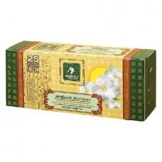 Чай  Зеленая Панда  Зеленый Жасмин - 25 пакетов (карт/уп)