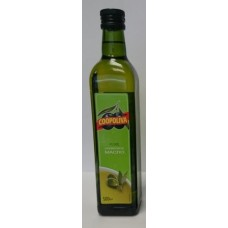 Масло  Coopoliva  Оливковое 100% Pure /рафинир./ - 0.5л (ст/бут)