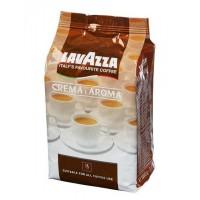 Кофе  Лавацца  Крем Арома - зерно 1кг (м/уп)