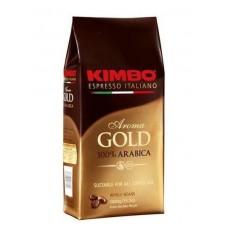 Кофе  Kimbo  Aroma Gold - зерно 1000г (м/уп)
