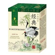 Чай  Зеленая Панда  Классический /зеленый крупнолист./ - 100г (карт/уп)