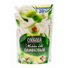 Майонез  Слобода  Майонез Оливковый (67%) - 800мл (дой/пак/c доз.)