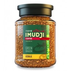 Кофе  IMUDJI  Green Dragon - растворимый (сублимир.) 100г (ст/б)