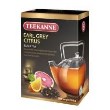 Чай  TEEKANNE  Эрл Грэй - Цитрус [Earl Grey Citrus] - черный 100г (карт/уп)