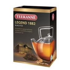 Чай  TEEKANNE  Легенда 1882 [Legend 1882] - черный 150г (карт/уп)