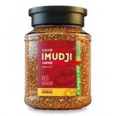 Кофе  IMUDJI  Red Dragon - растворимый (сублимир.) 100г (ст/б)