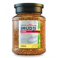 Кофе  IMUDJI  Silver Dragon -  растворимый (сублимир.) 100г (ст/б)