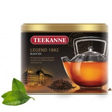 Чай  TEEKANNE  Легенда 1882 [Legend 1882] - черный 150г (ж/б)