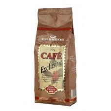 Кофе  Грандос  Эксклюзив - зерно 250г (м/уп)