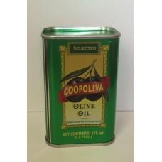 Масло  Coopoliva  Оливковое 100% Pure /рафинир./ - 0.175л (ж/б)