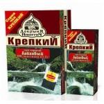 Чай  Добрыня  Крепкий - 100 пакетов (с ярлыком) (карт/уп)