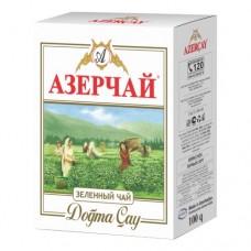 Чай  Азерчай  Зеленый - 100г (карт/уп)