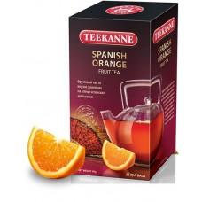 Чай  TEEKANNE  Испанский Апельсин [Spanish Orange] - фрукт.напиток 25 пакетов (карт/уп)