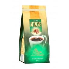 Кофе  Атташе  Итальянская обжарка (зеленый) - зерно 250г (м/уп)
