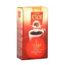 Кофе  Атташе  Венская обжарка (красный) - молотый 250г (м/уп)