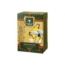 Чай  ЗП  Классический - зеленый крупнолист. 100г (карт/уп)