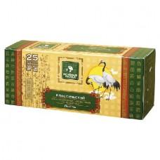 Чай  ЗП  Классический - зеленый 25 пакетов (карт/уп)