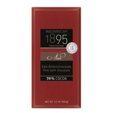 Шоколад  Weinrichs 1895  Горький 70% Какао - 100г