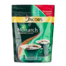 Кофе  Якобс  Монарх - растворимый 75г (м/уп)