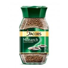 Кофе  Якобс  Монарх - растворимый 95г (ст/б)