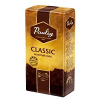 Кофе  Паулиг  Классик - молотый 250г (вак/уп)
