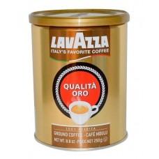 Кофе  Лавацца  Оро - молотый 250г (ж/б)