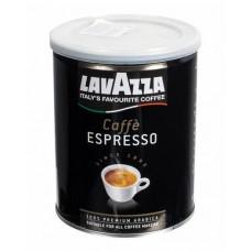 Кофе  Лавацца  Эспрессо - молотый 250г (ж/б)